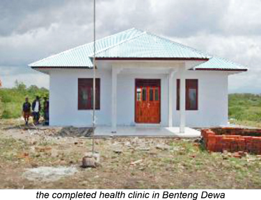 Health Clinic, Dewa