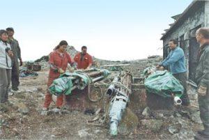 Bundling scrap. 2000.